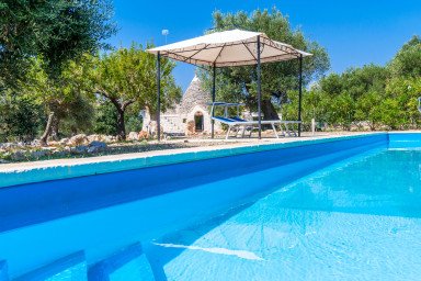 Trullo Gemelli: Charming Countryside Trullo with Pool