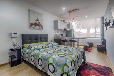 ¡La mejor ubicación! Apartamento tipo estudio en Las Palmas