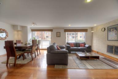 Elegante y confortable apartamento de Parque de la 93