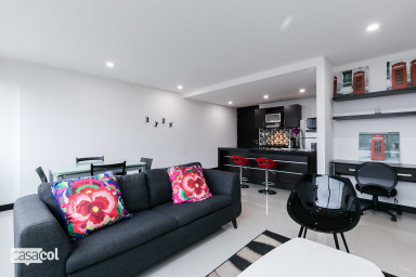 furnished apartments medellin - Nueva Alejandria 1402