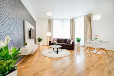 Apartmán New Bishop Exclusive v centru Brna