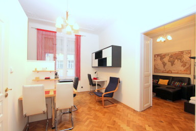 Palladium Apartment in Prague
