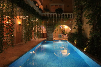 15 Bedroom Colonial Mansion at the Old City Cartagena