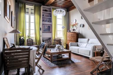 Élégant Appartement Place Croix Rousse