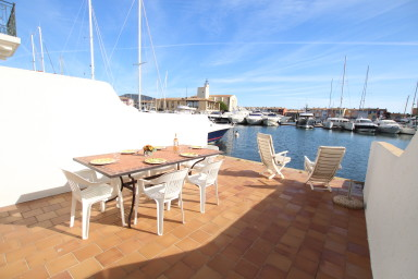 Fisherman house - 4 bedrooms, 2 terraces and a 16m mooring