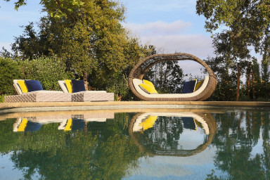 Your Own Private Resort in Healdsburg Wine Country