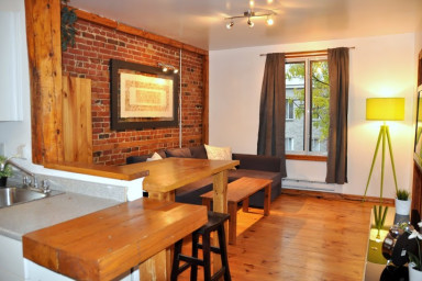 Le Boston   ( minimum 3 month rental ) - 1050$/mois
