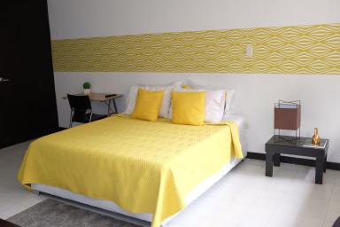 Confortable 1-bed in Upscale Santa Teresita by Zoo