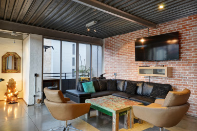 furnished apartments medellin penthouse - Astorga 1501 3 Level Penthouse with Rooftop Terrace