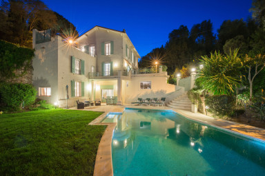 Lovely Sea View Villa, with Pool- Sleeps 10