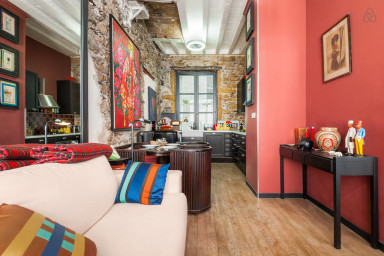 Atypical apartment of Vieux Lyon
