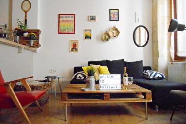 Duplex in the heart of Bordeaux