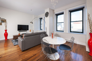1-Bedroom condo for rent at Europa Building