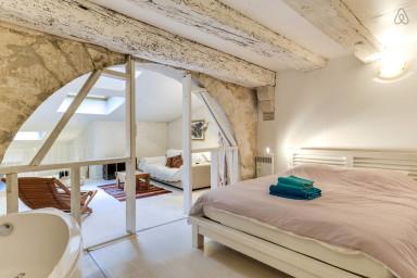 Logement, style loft - Avignon centre