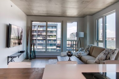 2-Bedrooms condo at Griffintown - 946
