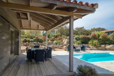 Maison avec piscine privative
