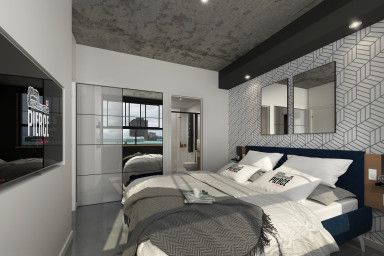 1 VIP accommodation near Guy Street