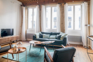 Grand appartement – Hypercentre de Lyon