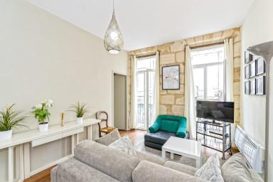 Nice apartment Jardin Public
