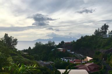 Appartement Vanira - Punaauia - Wifi  & vue Moorea - 2 pers