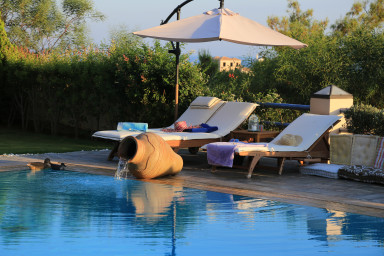 Villa Grejo with pool