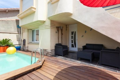 Villa avec Piscine - Air Rental