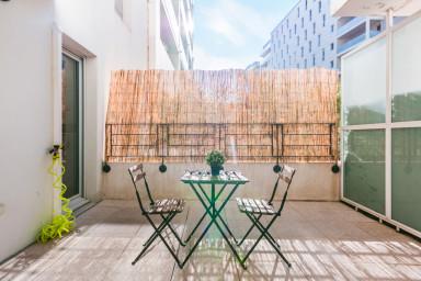 Appartement joie de vivre et soleil à Marseille - W241