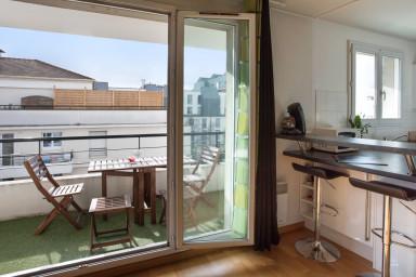 Bel appartement à Saint-Denis - W253