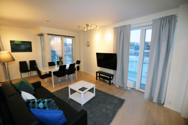 Sonderland Apartments - Trelastgata 27-5 (Sleeps 7 - 2 BR)