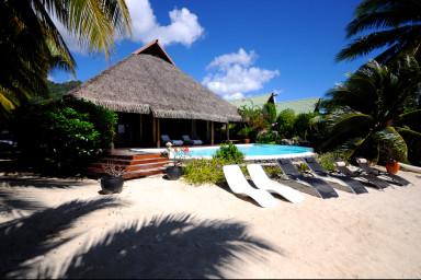 Villa Pool & Beach by Enjoy Villas - Moorea - bord de mer - 8 personnes
