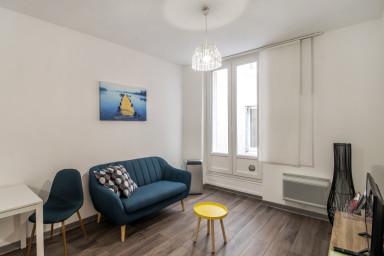 Appartement dans le centre d'Avignon - W324