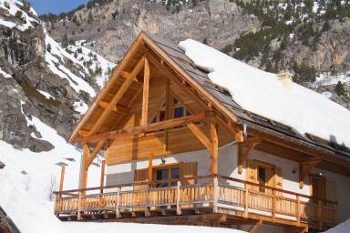 L'Eyrette Nevache Hautes Alpes