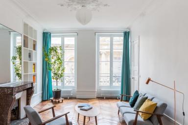Appartement au coeur de Paris - W340