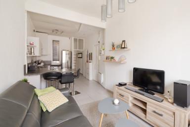 Bel appartement au coeur de Nice - W379