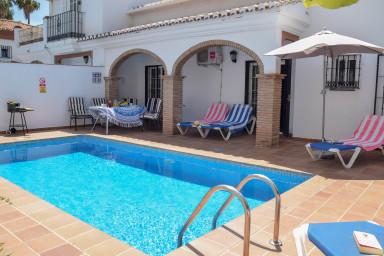 Nerja Paradise Rentals - Villa Las Dalias