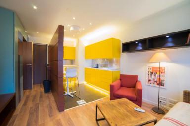 Albigny Appartement T2 Vue lac