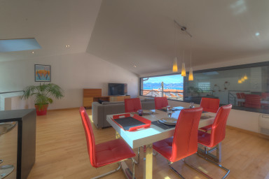 IMMOGROOM - 100m² 3*** Duplex - Sea view -A/C-Le SUQUET- CONGRESS/BEACHES
