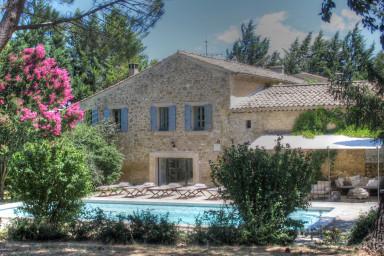 Mas Ve Ou à Rognes entre aix en Provence et Luberon