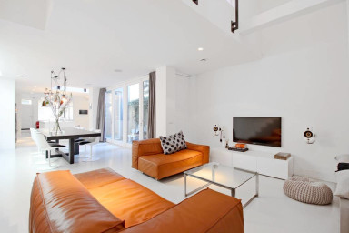 Luxurious 200 m2 family home in Jordaan area