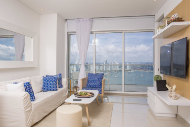 Stylish Apartment w Great Views H2/Hyatt Cartagena
