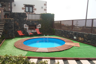 Casa Canaria Villa Daniela en La Asomada