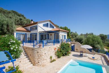 Villa Careta ist eingebettet in einen Olivenhain – hier werden Sie einen fr