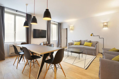 Superior 85m² 3-BDR / 3BR - Saint Germain