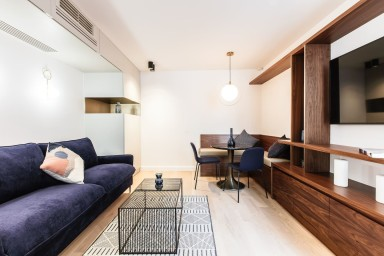 Studio/loft rue Saint Honoré - Serviced Apartment