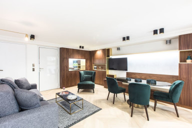 2-BDR/2BR+patio rue St Honoré - Serviced Apartment