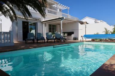 Casa Estaño avec piscine privée à Puerto del Carmen & climatisée