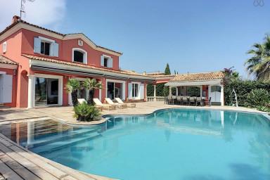 ⚜ Superbe villa familiale - Carqueiranne
