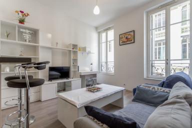 Appartement de charme au coeur de Marseille - W407