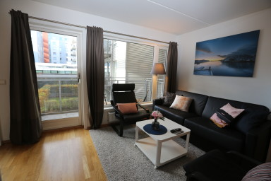 Sonderland Apartments - Platous gate 31-3 (Sleeps 8 - 2 BR)