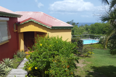 Villa La Sirène** Location de vacances à Malendure Guadeloupe